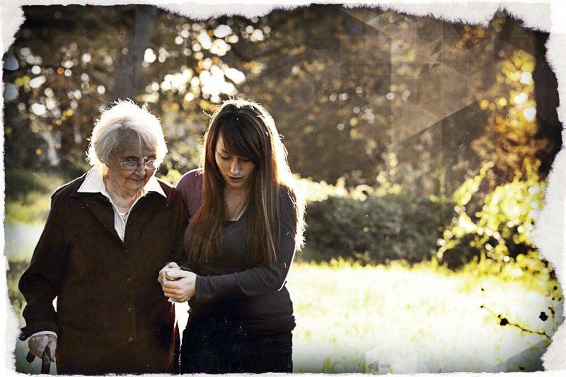 Cómo cuidar a personas mayores en cinco pasos